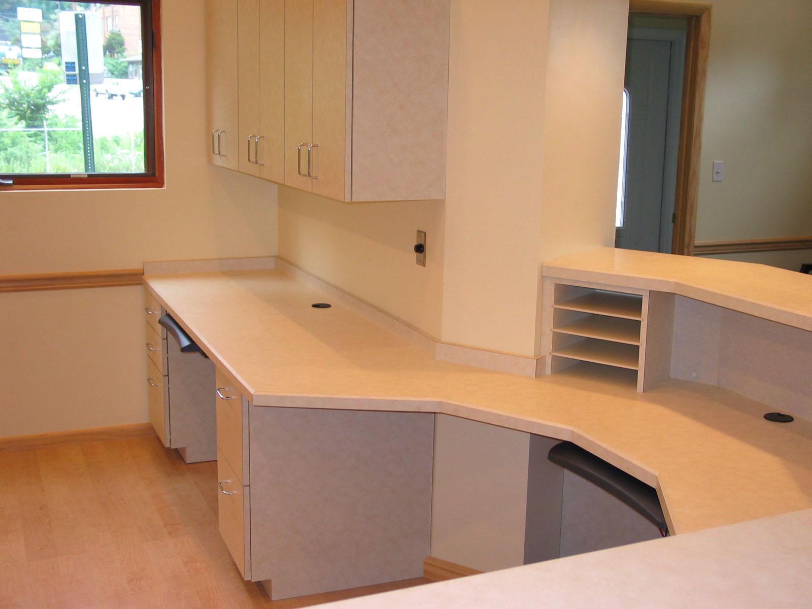 Brilliant Dental Office Cabinet Design